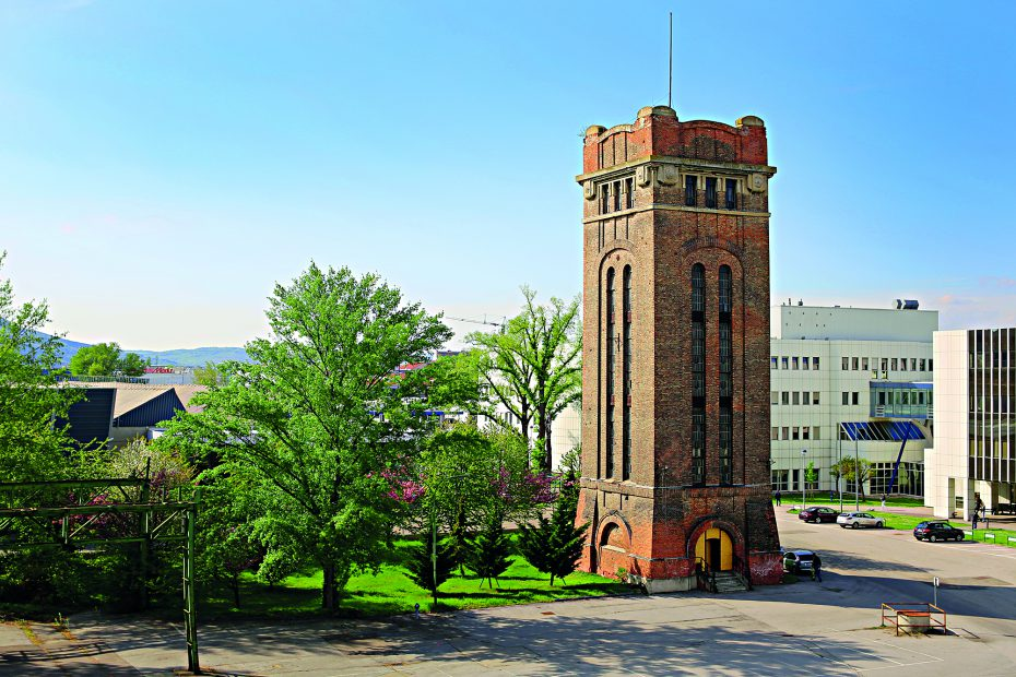 Wasserturm. Bild: Robert Sturm, codbase.com