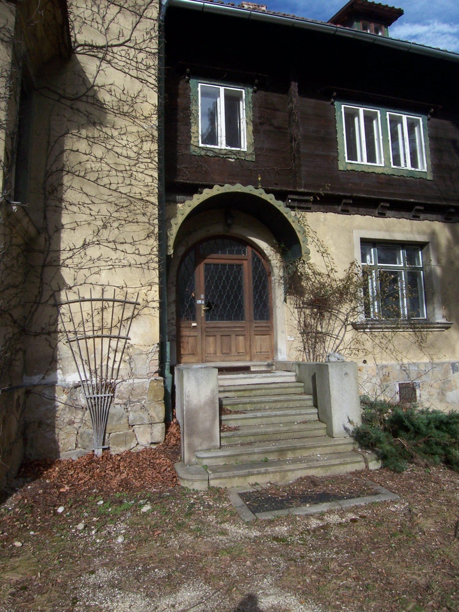Jagdschloss Magdalenenhof. Bild: DFZ - Die Floridsdorfer Zeitung.
