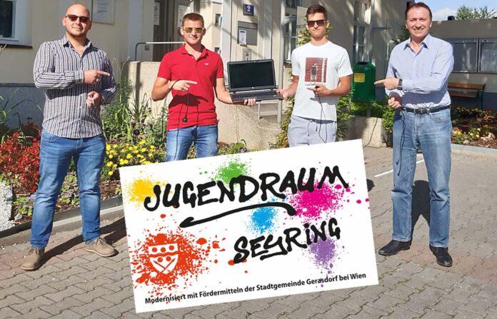 Bild: Gemeinde Gerasdorf.