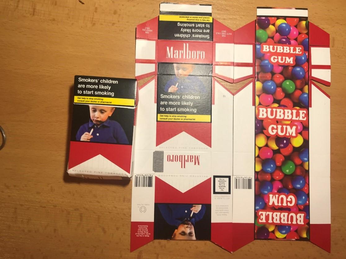 Illegale Zigarettenfabrik in Floridsdorf ausgehoben. Foto: Bundesministerium für Finanzen.