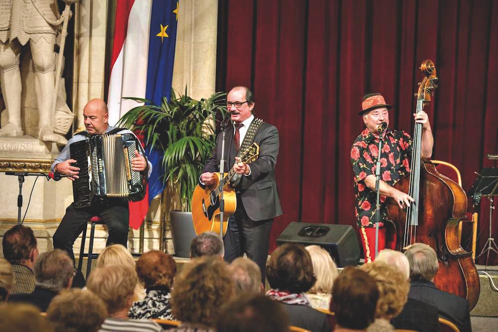 Han Ecker Trio. Bild: Künstler.