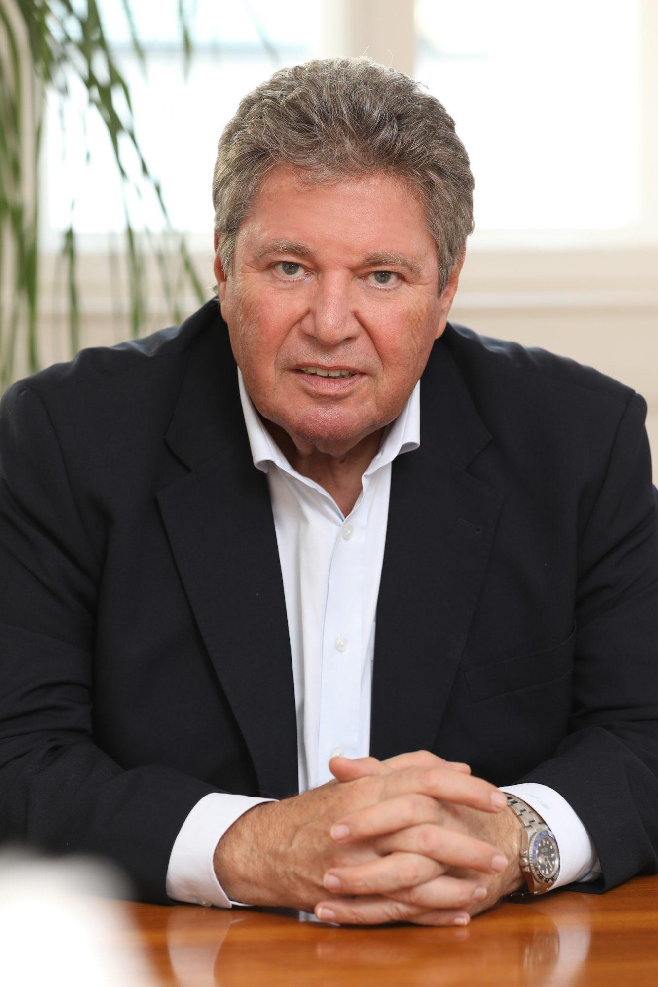 Dr. Anton Bondi de Antoni, Bondi Consult. Bild: Katharina Schiffl.