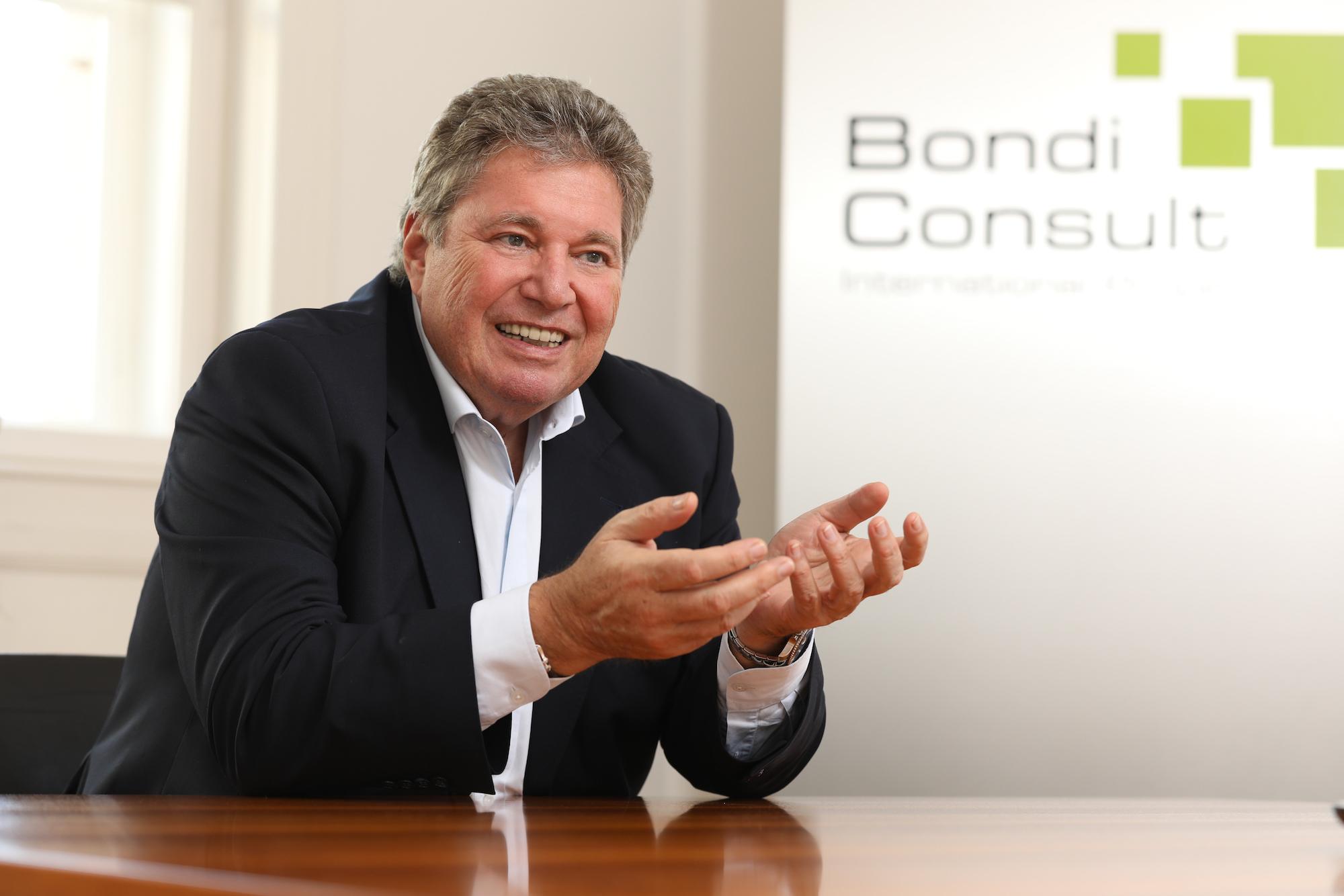 Dr. Anton Bondi de Antoni, Bondi Consult. Copyright: Katharina Schiffl.