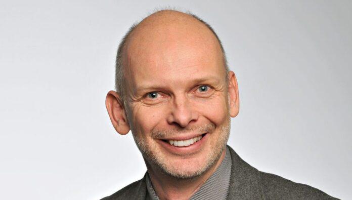 NEOS-Klubobmann Bernhard Koch. Bild: Fotostudio Vodicka.