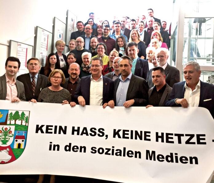 Bezirk gegen Hass im Netz. Bild: DFZ.