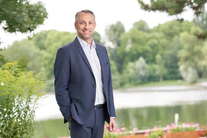ÖVP-Floridsdorf Klubobmann Erol Holawatsch. Bild: Philipp Monihart.