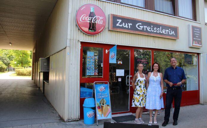Zur Greisslerin. Bild: BV21.