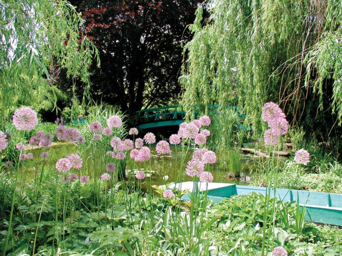 Monet Garten. Bild: MA42.