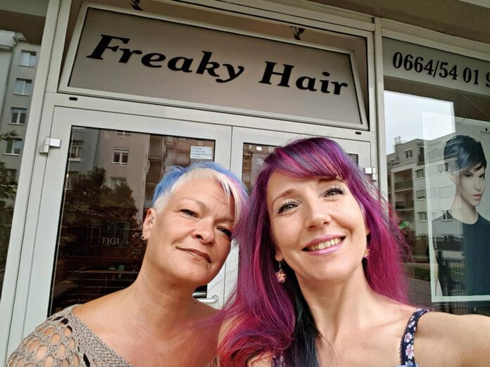 Pia und Sandy. Bild: Privat.