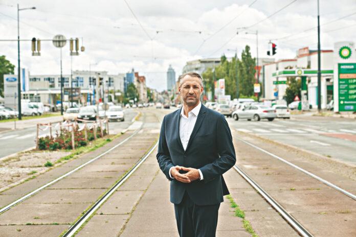 ÖVP-Gemeinderat Erol Holawatsch. Bild: Philipp Monihart/ÖVP.