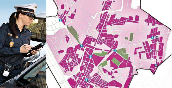 Parkpickerl Symbolfoto. Bild: PID/Jobst, Grafik: Stadt Wien.