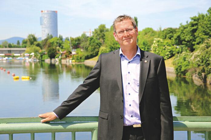 Georg papai am Birnersteig. Bild: Robert Sturm - cordbase.com