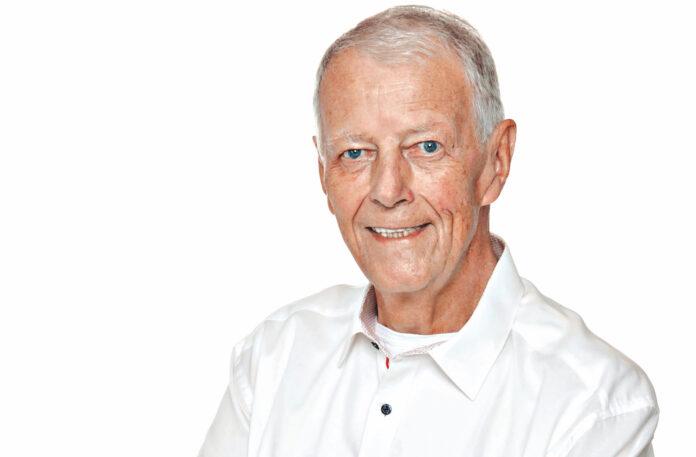 WIFF - Wir für Floridsdorf Bezirksrat Hans Jörg Schimanek. Bild: Fotostudio Behavy.