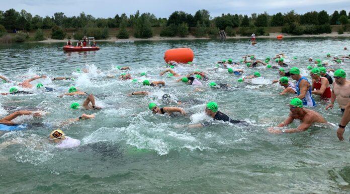 Triathlon in Gerasdorf - Symbolbild: Gemeinde Gerasdorf.