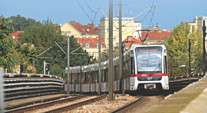 Die U6 wird in Floridsdorf noch länger am Jonas-Platz ihre Endstation haben. Bild: Fotostudio Vodicka.