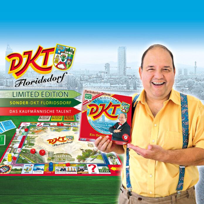 Gerald Pichowetz präsentiert das DKT Floridsdorf. Bild: Robert Sturm - cordbase.com