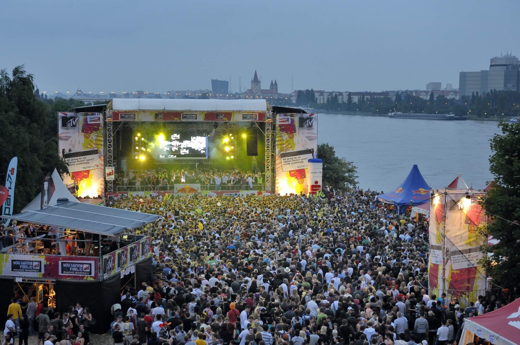 Donauinselfest Auf 18 20 September 2020 Verschoben Dfz Die Floridsdorfer Zeitung