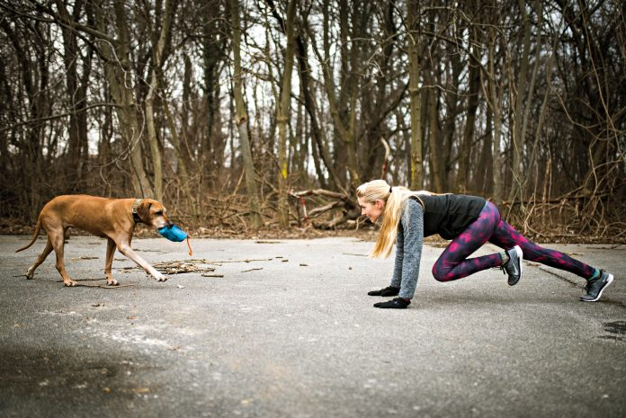 Fitness für Frauli &Herrli. Bild: Foto: Sandra Schmid Fotografie.