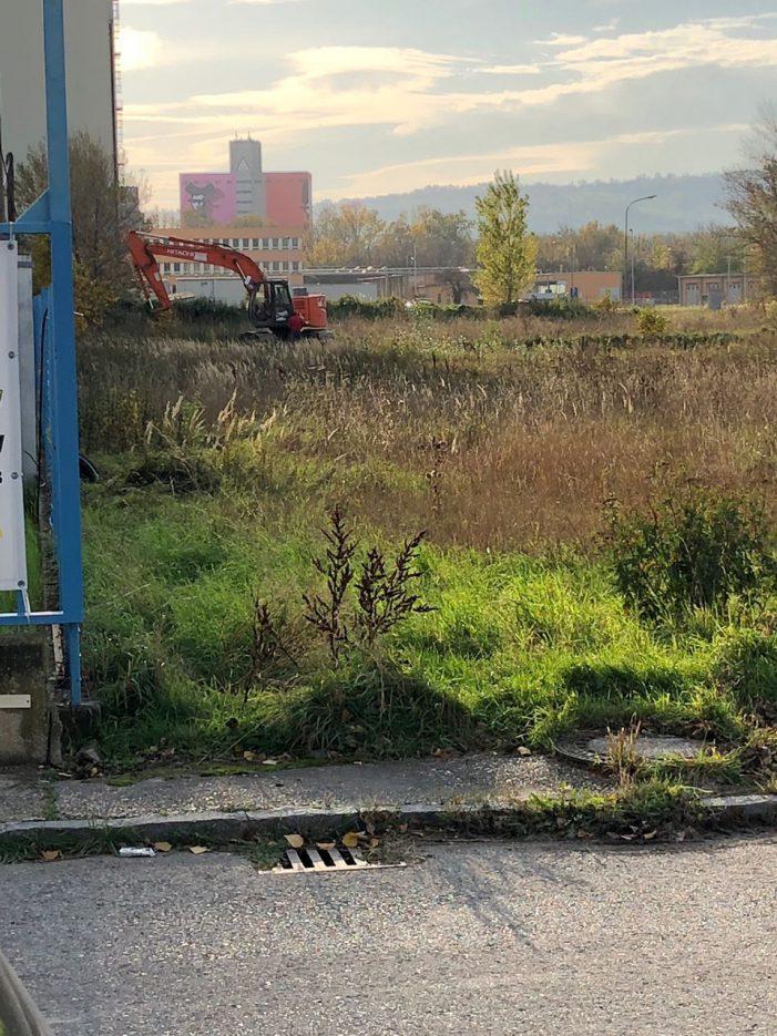 Paketzentrum Langenzersdorf: Altlasten Untersuchungen begonnen