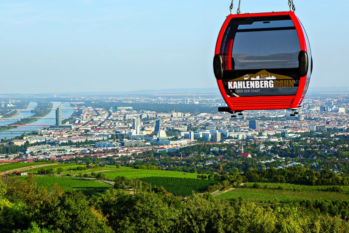 Projekt-Duell umSeilbahn auf den Kahlenberg – alle Infos aus der Bezirksvertretung