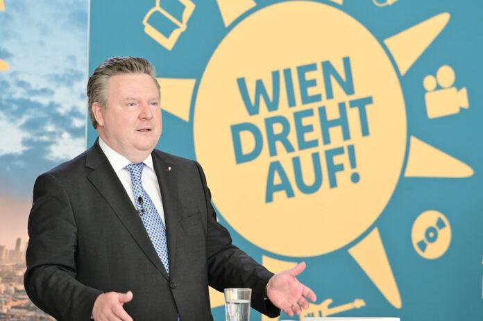 Bürrgermeister Michael Ludwig. Kultursommer Wien 2021 bringt Vielfalt und Lebensfreude für alle Bild: C.Jobst/PID.