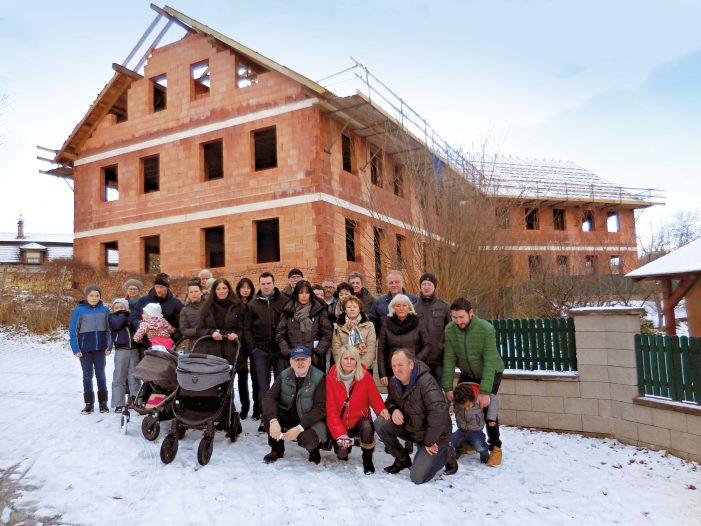 Protest: 'Monsterbau' in  Langenzersdorf?