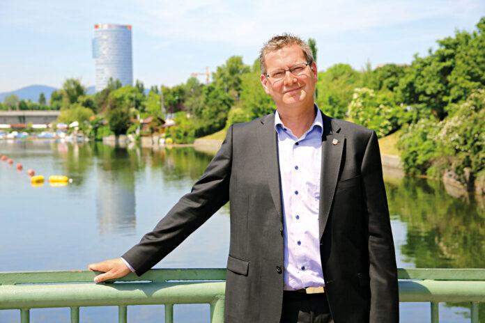 Bezirksvorsteher Georg Papai. Bild: Robert Sturm cordbase.com