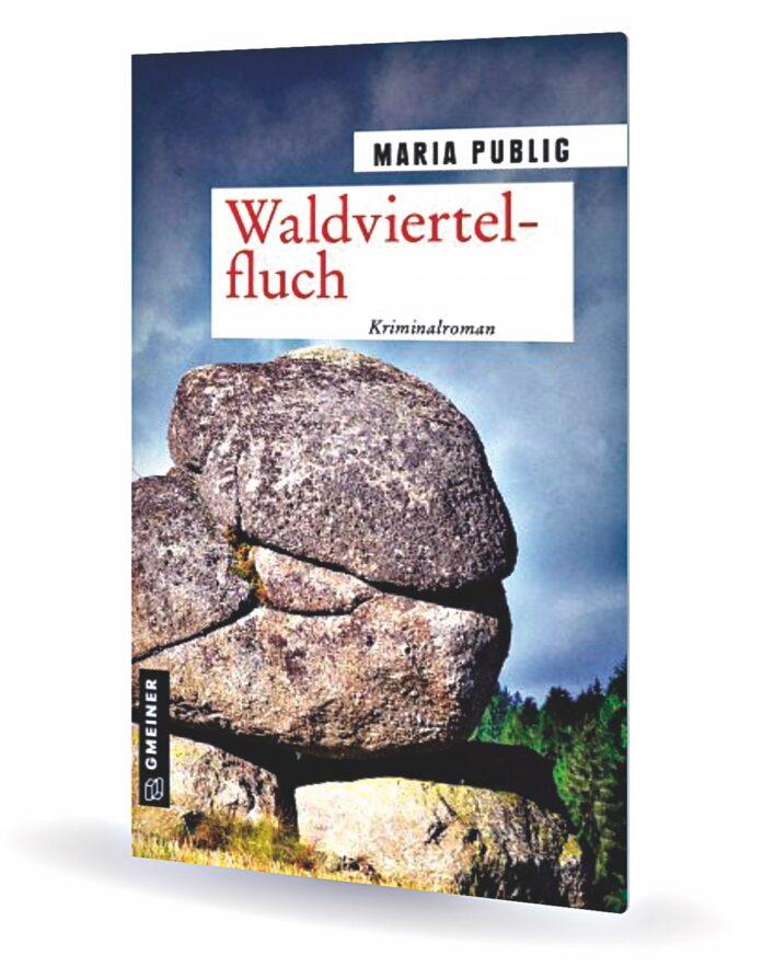 Wally Winzer ermittelt wieder. Bild: Verlag Gmeiner.